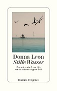 www.geniaklokal.de/buch/allerleibuch - Leon, Donna - Stille Wasser - 9783257069884, Buch