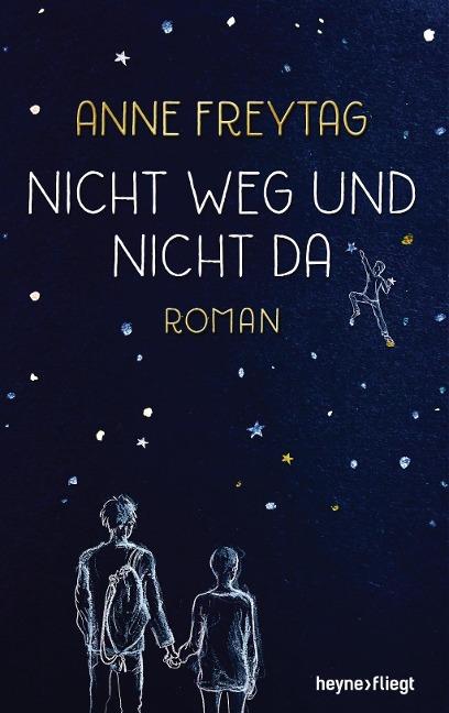 Nicht weg und nicht da - ISBN-9783453271593