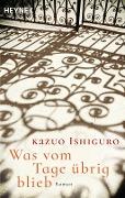 www.geniaklokal.de/buch/allerleibuch - Ishiguro, Kazuo - Was vom Tage übrig blieb - 9783453421608, Buch