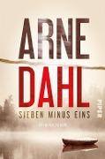 www.geniaklokal.de/buch/allerleibuch - Dahl, Arne - Sieben minus eins - 9783492057707, Buch