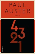 www.geniaklokal.de/buch/allerleibuch - Auster, Paul - 4321 - 9783498000974, Buch