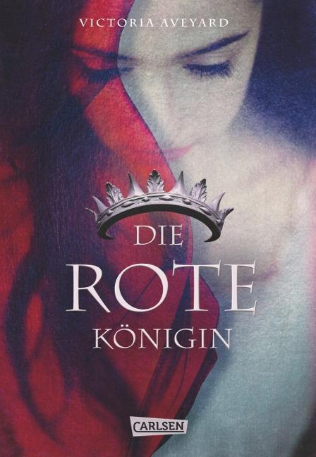 Die rote Königin - ISBN-9783551583260