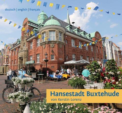 Hansestadt Buxtehude-ISBN-9783881329798