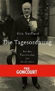 www.geniaklokal.de/buch/allerleibuch - Vuillard, Éric - Die Tagesordnung - 9783957575760, Buch